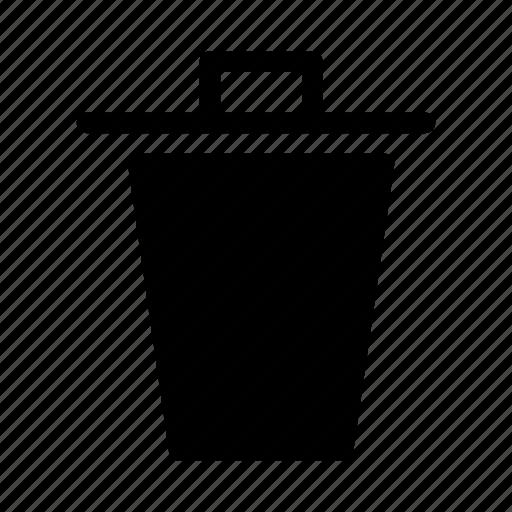 bin, erase, garbage, gui, interface, trash, web icon