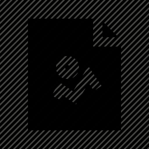 document, file, gui, image, web icon
