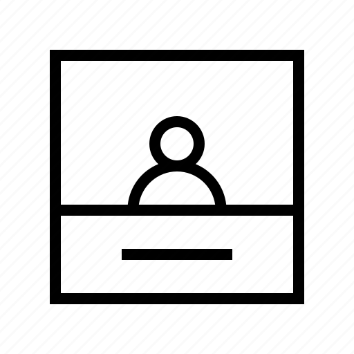 account, gui, image, user, web icon