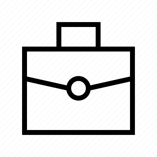 bag, briefcase, gui, office, web, work icon