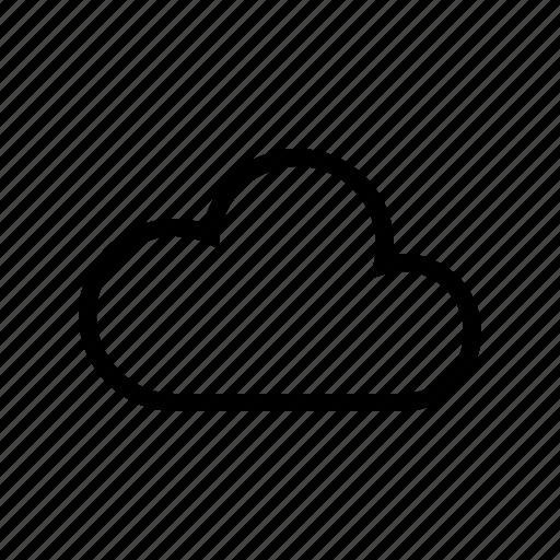 cloud, gui, network, transfers, web icon