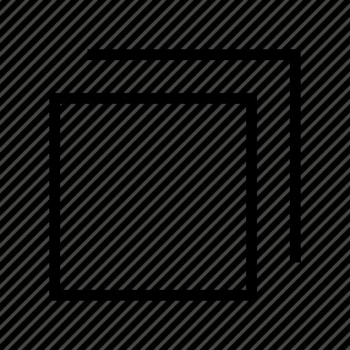 copy, gui, interface, layer, slides, web icon