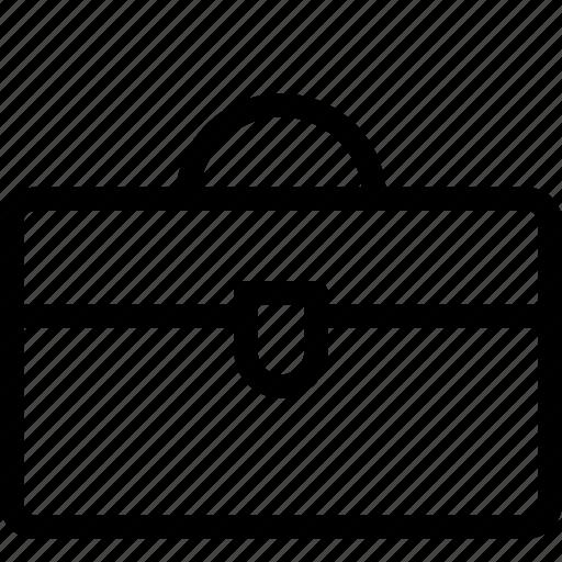 box, briefcase, settings, tool icon