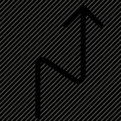 controls, media, multi, multimedia, zigzag icon