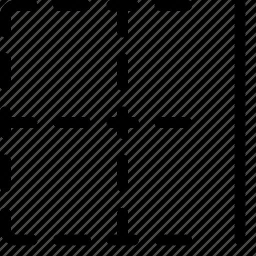 border, cell, format, formatting, right icon