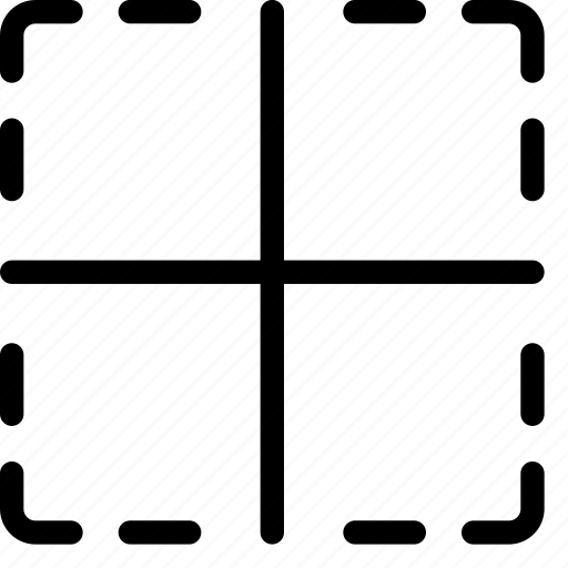 border, cell, format, formatting, horizontal, vertical icon