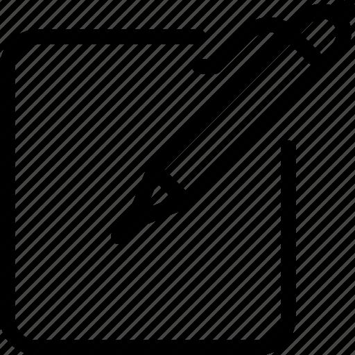 change, document, edit, modify, paper, pen, write icon