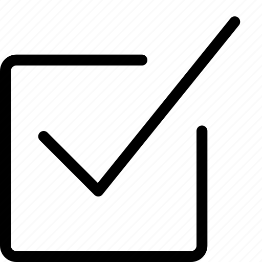 add, addition, check, checkmark, square, success, validation icon