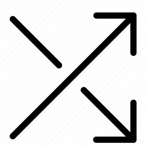 arrow, arrows, cross, move, over icon