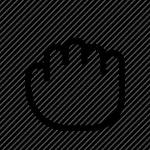 cursor, drag, grab, hand, move, select icon