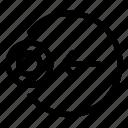 arrow, cursor, left, move, target