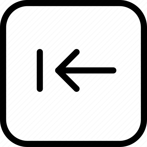 enter, keyboard, return icon