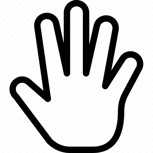 cursor, expand, hand, select icon