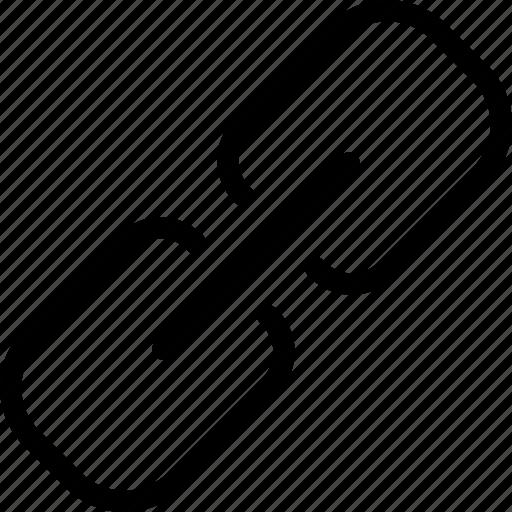 create, hyperlink, link, make, unlink icon