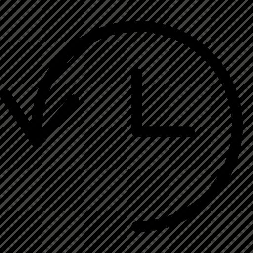 arrow, arrows, load, loading, reload, sync, synchronize icon