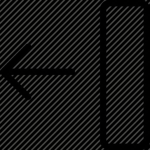 Arrow, arrows, left, move icon - Download on Iconfinder