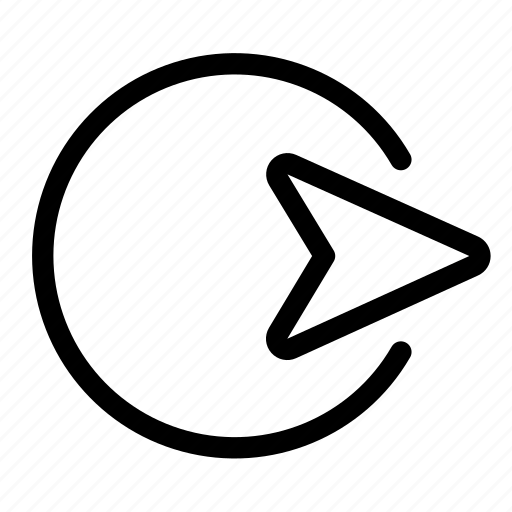 cursor, move, right icon