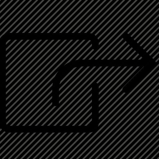 arrow, navigate, navigation, next icon