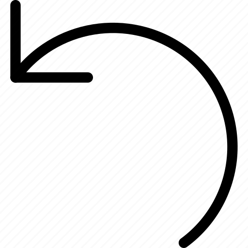 options, text, undo icon