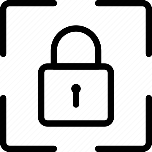 angle, brackets, key, lock, padlock, secure, security icon