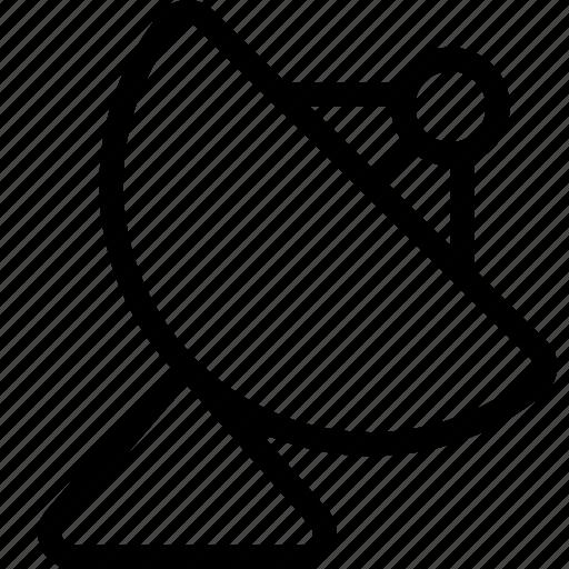 broadcast, satellite, share, transmit icon
