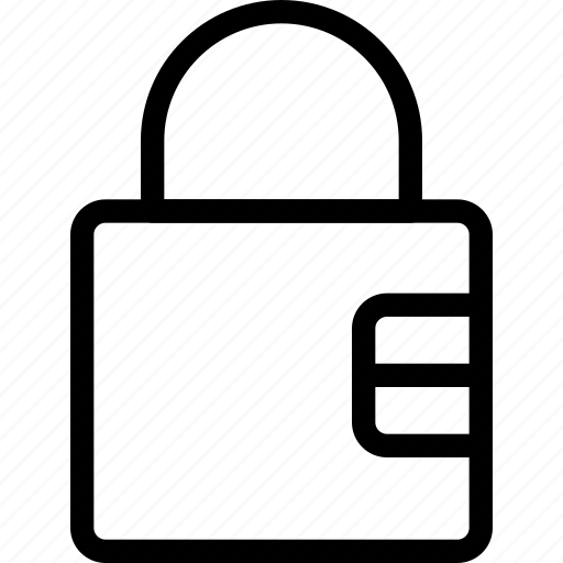 combination, combo, lock, padlock, secure, security, square icon