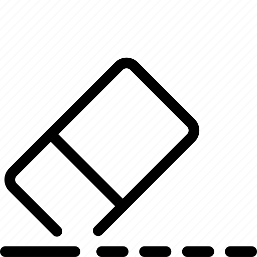 delete, eraser, format, formatting, remove, text icon