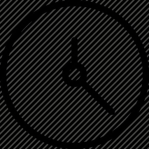 circle, clock, loading, measure, time icon