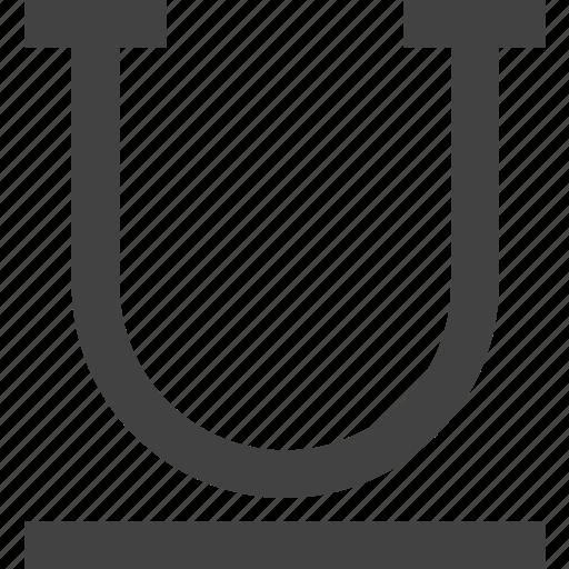 Interface, ui, underline icon - Download on Iconfinder