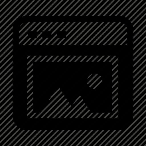 image, image page, interface, interface image, picture icon