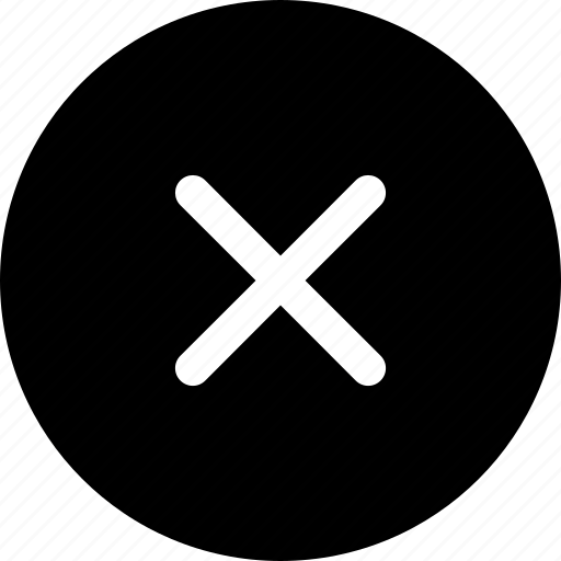 Delete, cancel, close, exit, remove, trash icon - Download on Iconfinder