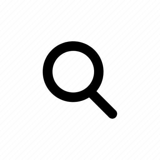 find, glass, magnifier, magnify, search, searching, zoom icon