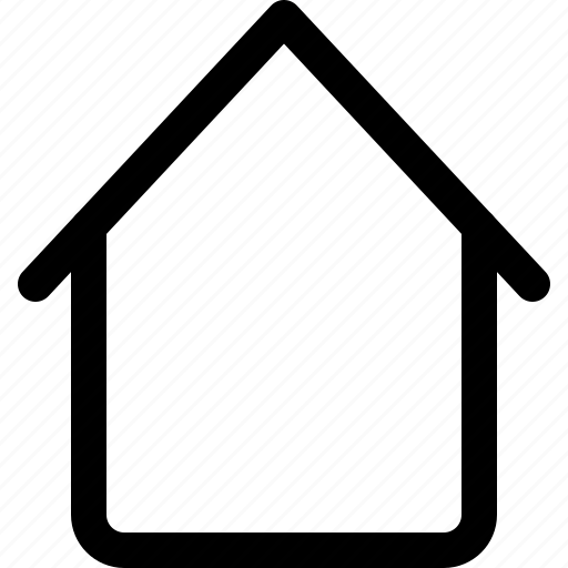 Beranda, building, home, house, landing page icon - Download on Iconfinder