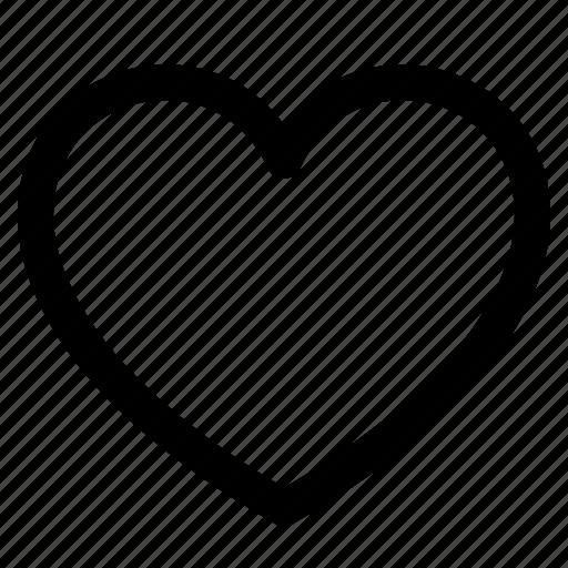 communication, heart, interaction, interface, like, love, ui icon