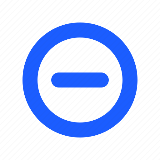 Delete, remove, cancel, trash, close, bin, minus icon - Download on Iconfinder