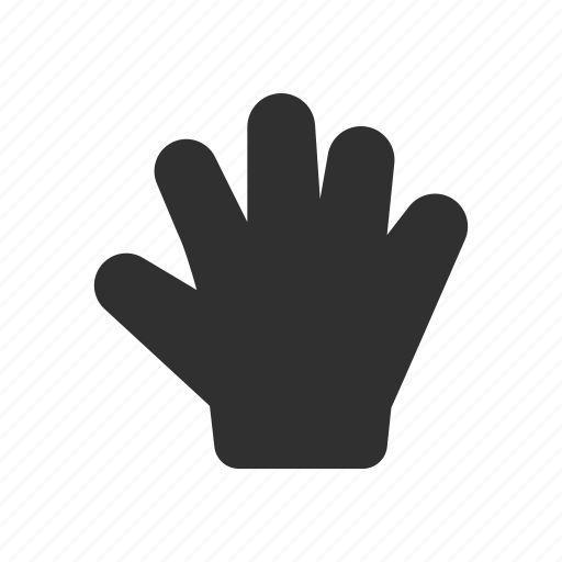 grab cursor, hand, hand tool, scroll icon