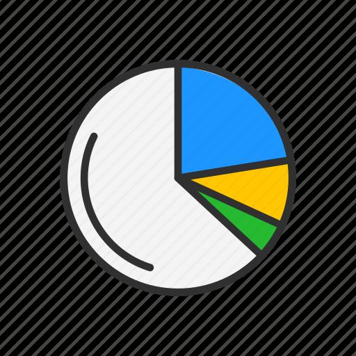 graph, photoshop, pie graph, tool icon