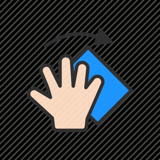 photoshop, rotate, rotate view tool, view icon