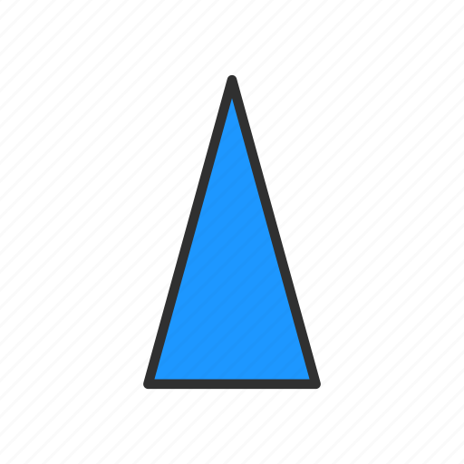 photoshop, shape, sharpen tool, triangle icon