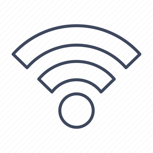 connection, hotspot, internet, network, signal, wifi icon