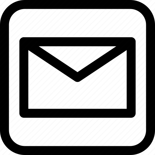 email, interfaces, letter, mail icon