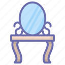 armless, couch, furniture, lounge, royal chair, royal furniture, sofa icon