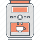 brew, brewing, cafe, coffee, espresso, machine, maker icon