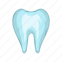 cartoon, dental, dentist, hygiene, medicine, sign, tooth icon