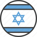 asian, country, flag, israel