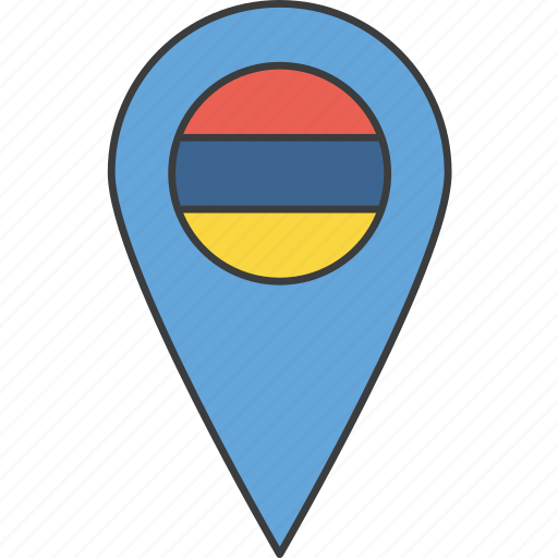 armenia, armenian, country, european, flag icon