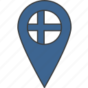 country, european, finland, finnish, flag icon