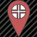 country, european, flag, latvia, latvian, variant