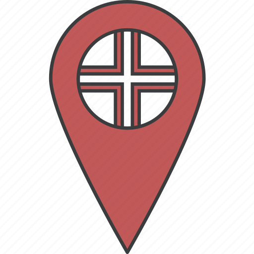 country, european, flag, latvia, latvian, variant icon