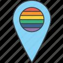 flag, lgbt, rainbow, rights